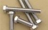 304 stainless steel outer hexagon bolt English standard UNC bolt
