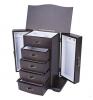 Wooden Jewelry Organizer Box