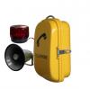 Anti-vandal GSM weatherproof speakerphone, weatherproof and anti vandal, loud speaking when incoming calls