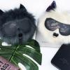 Hot selling fur charging pow