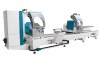 Double Mitre Saw For Aluminum, Aluminum Cutting Saw Machine