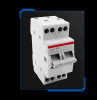 SF modular changeover switch transfer Switch isolation switch din rail for home
