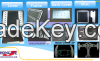 LCD Frame, Hardware of PC, hardware components of electric