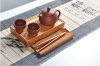 China Factory Supply Tea Service Made Of 100% Natural Bamboo With High Quality