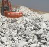Gypsum Stone / Rock