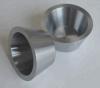 W1, W2 99.95% tungsten mechanical crucibles