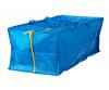 Reusable Ecofriendly Grocery Shopping Tote Bags Hot Sale Fashionable PP Woven  Frakta Shopping Bag With Nylon Webbing