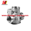Investment and precision casting pumps and valves parts