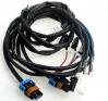 Auto lighting customized wire harness