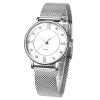 Customized Luxury New Times Water Resistant Quartz Lady Watch