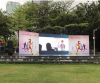 Outdoor P3.91 LED Module size 250x250mm-die cast aluminum cabinet 500x500/500x1000mm Stage Rental Display