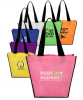 New style shopping bag, disposable nonwoven promotional bags. cheap and popular disposable shopping bags, good quality printed bags