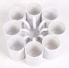 A grade11oz ceramic mug with coated