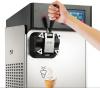 DUK soft ice cream machine table top single flavor