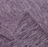 Space dyed shirt jersey fabric 92% polyester 8% spandex stretch jersey knit fabric