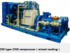 Sell CNG LNG compressor package for oil and gas industry