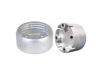 THREADED BASE, GROOVED BASE for distribution devices and electrical equipment