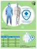 Disposable Coverall Medical Protective Clothing
