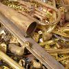 100% Pure Brass Honey Scrap /Brass Scrap/Yellow Brass Scrap (Honey)