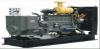 Straw gas generator