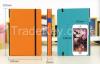New design cheap plain handmade leather notebook