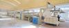 Stenter, washing machine, drying machine, printing machine