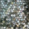 Sell Black mother of pearl shell mosaic tiles