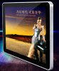 32 inch wall mount HD lcd advertising display