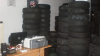 Sell used tyres