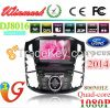 8'' In dash Car Radio for Ford FOCUS 2012 with 256M RAM DJ8016