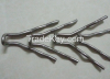 Stainless steel refractory anchor