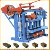 Sell High capacity hollow concrete brick machine with moulds(QMJ4-35)