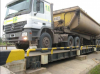 SCS100Ton, 3x18m Industrial Weighbridge for Trailer
