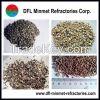 Silver golden vermiculite