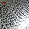 Round holes punched perforated metals
