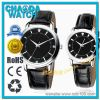 2013 latest fashion high quality japan movt watch set for couple