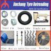 Tyre retreading accesories