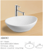 ceramic art basin AB6002