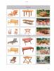 Furniture outdoor  indoor