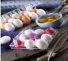 Egg packing plastic carton