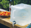 Outdoor 1/2/3/4 Gallon Collapsible Water Carrier