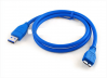 1.5 m UL certified, high-speed transmission, USB3.0 printer cable, USB