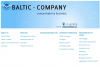A quick look at the Baltic company and its services.