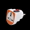 travel adaptor with switch