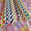 factory price wholesale paper straw for christmas