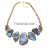 Personality of the alloy ladies fashion necklace