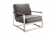 Modern chair leisure chair chair with cushion OILC-201