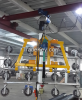 Vacuum Lifter for large-sized glass