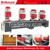 Four-head PVC Seamless Welding Machine