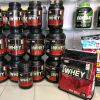 Quality wholesale Whey protein/gold standard Nutrition Supplement